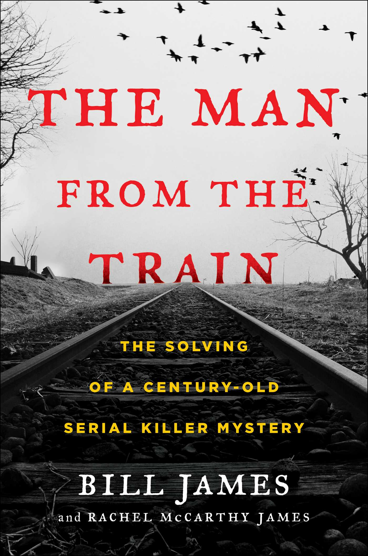 The man from the train 9781476796253 hr