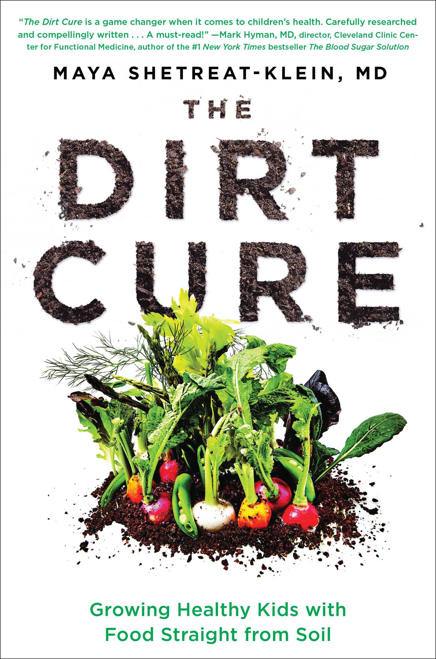 The dirt cure 9781476796970 hr