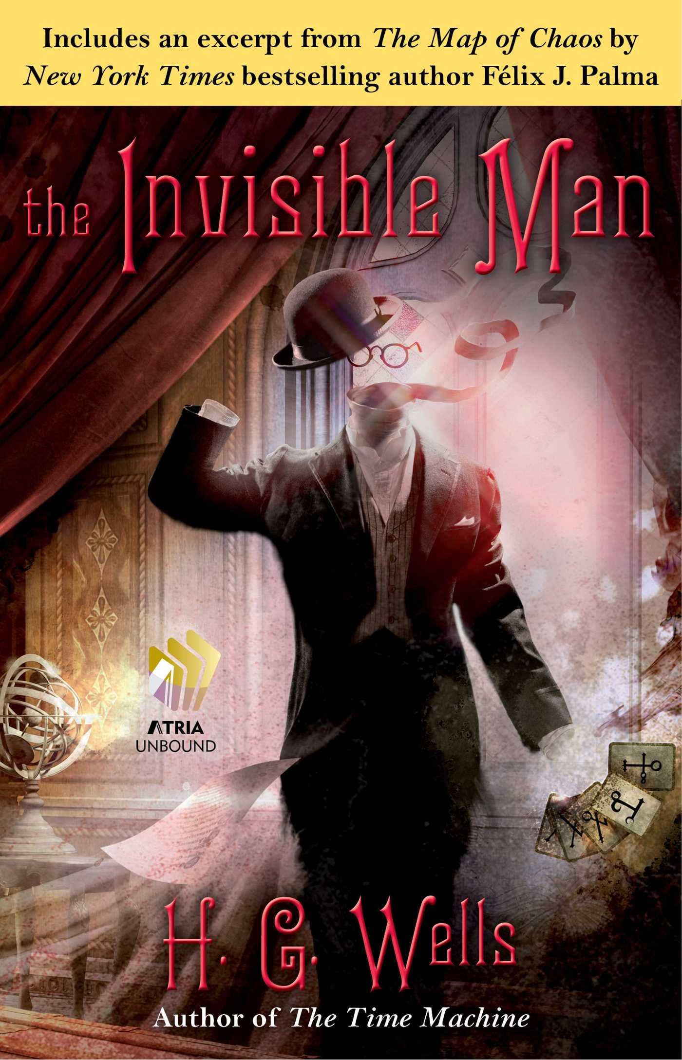 Invisible man research paper
