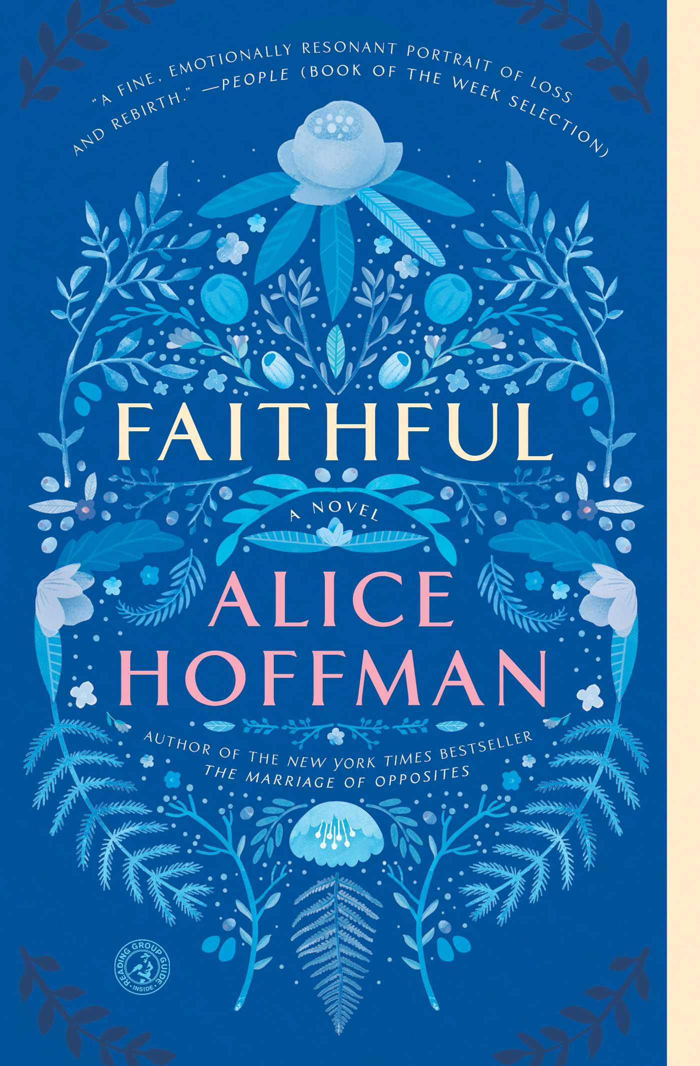 Faithful  Book By Alice Hoffman  Official Publisher Page  Simon &  Schuster