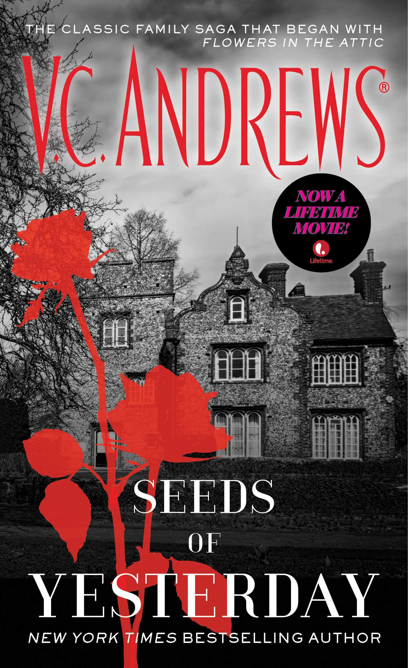Seeds of Yesterday Book by V C Andrews