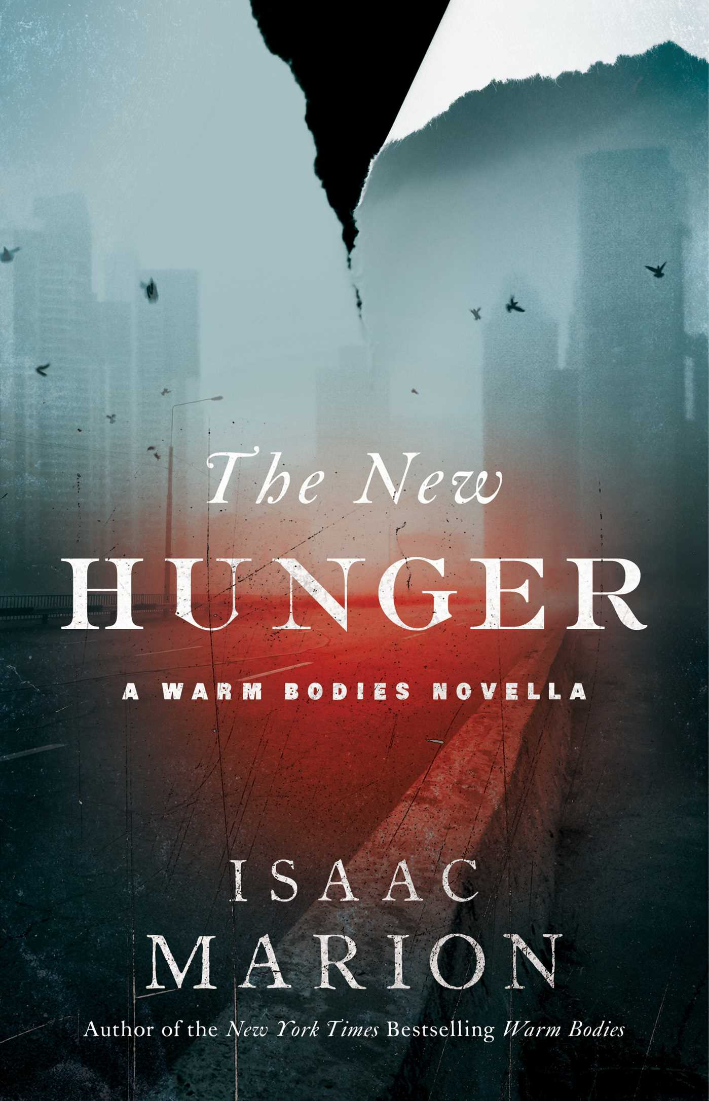 The new hunger 9781476799650 hr