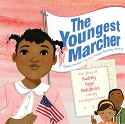 The youngest marcher - book cover