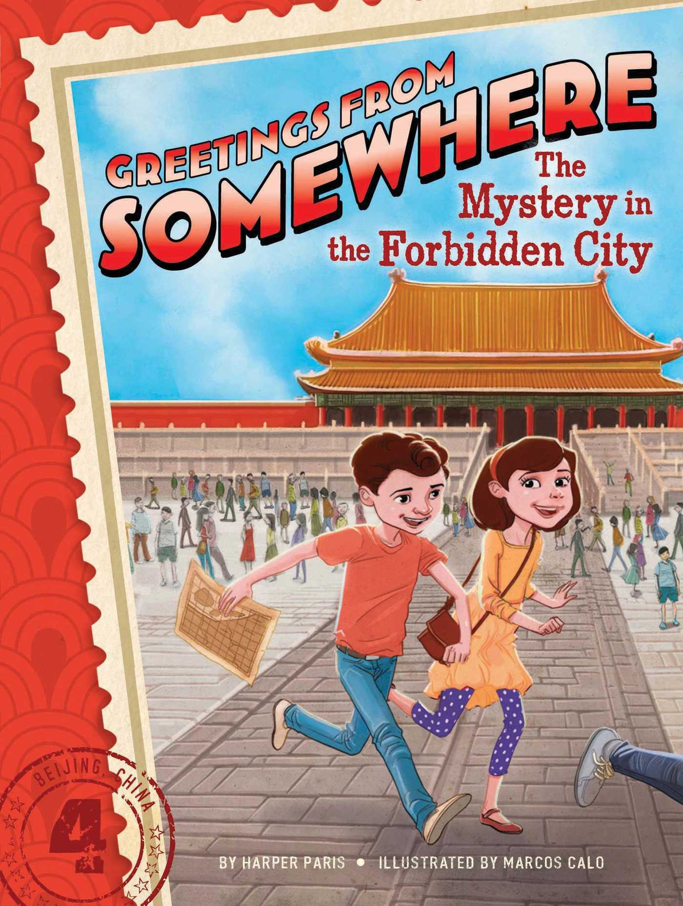The Mystery in the Forbidden City | Book by Harper Paris, Marcos ...
