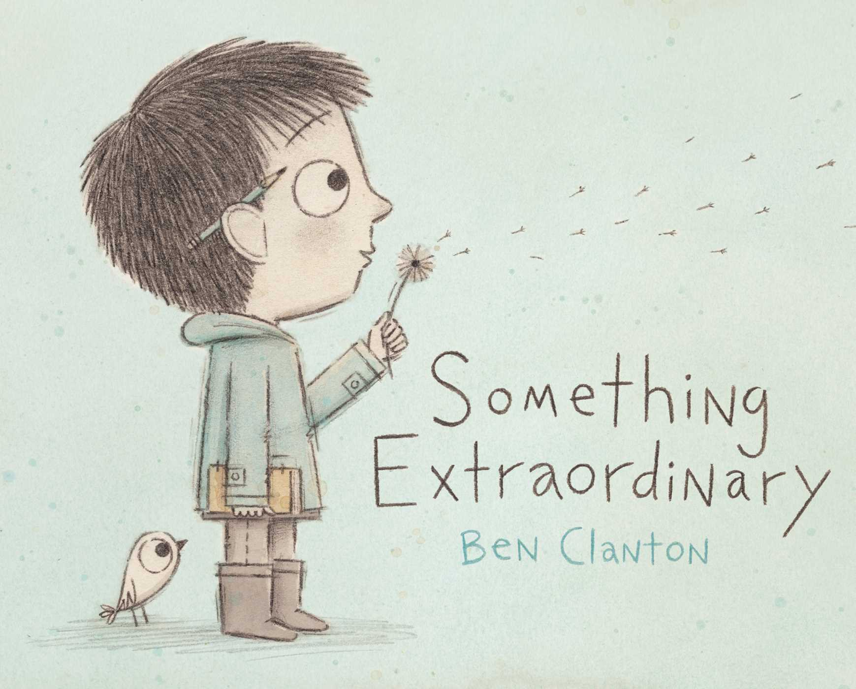 Something extraordinary 9781481403580 hr