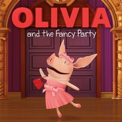 OLIVIA and the Fancy Party