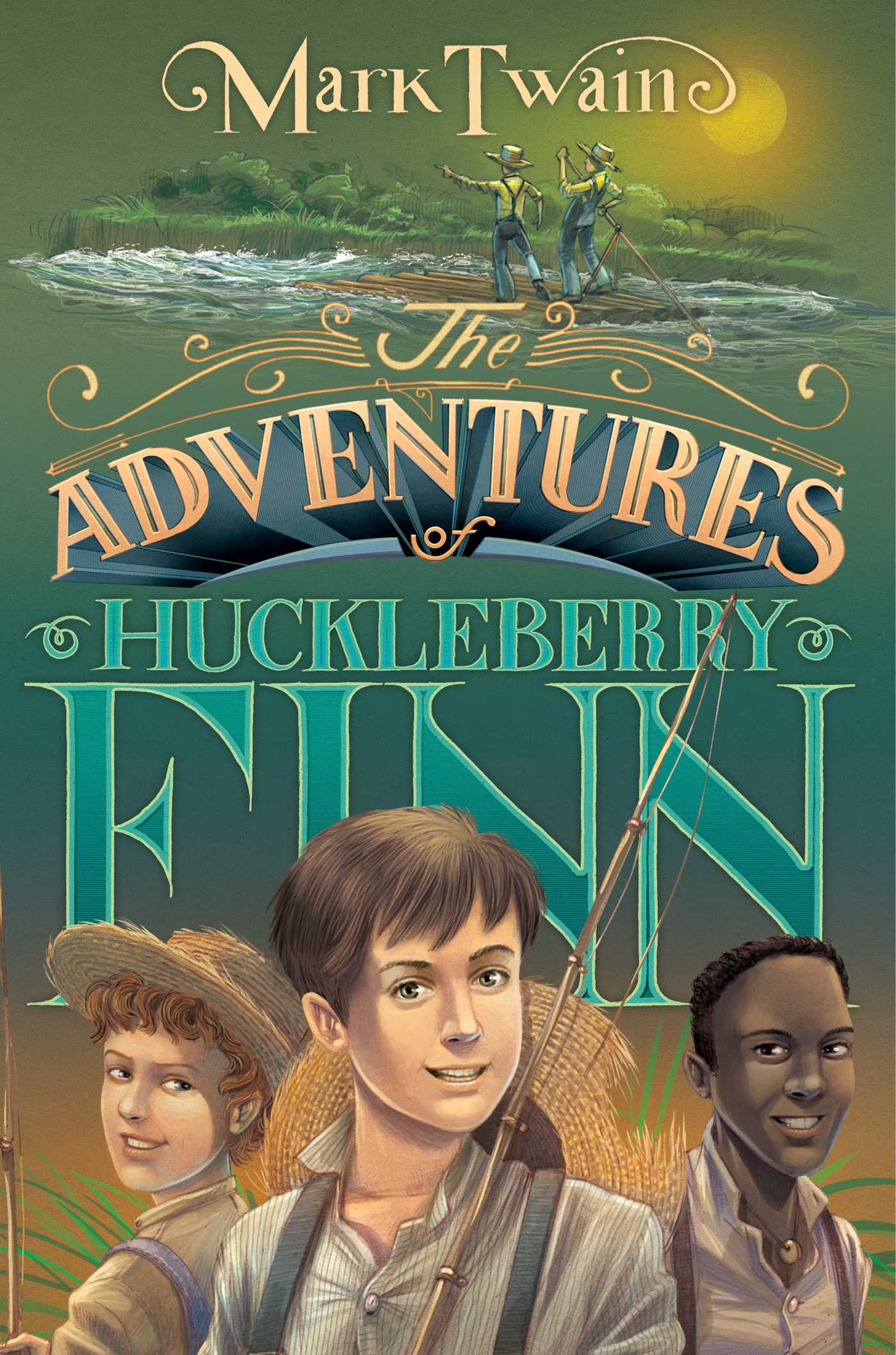 the prejudice in the novel the adventures of huckleberry finn In mark twain's adventures of huckleberry finn  nowhere in the novel is jim's humanity more apparent than when he offers the ultimate sacrifice--his.