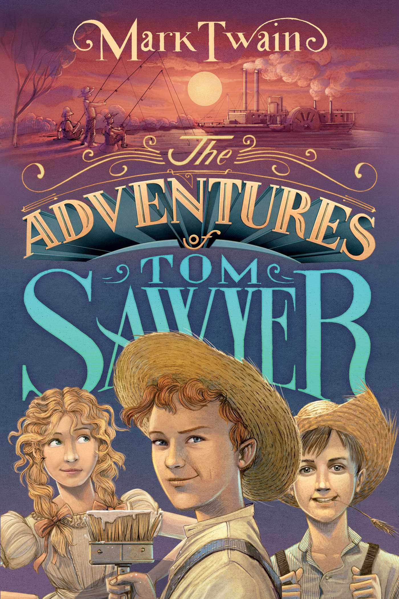 the adventures of tom sawyer book by mark twain iacopo bruno the adventures of tom sawyer 9781481403771 hr