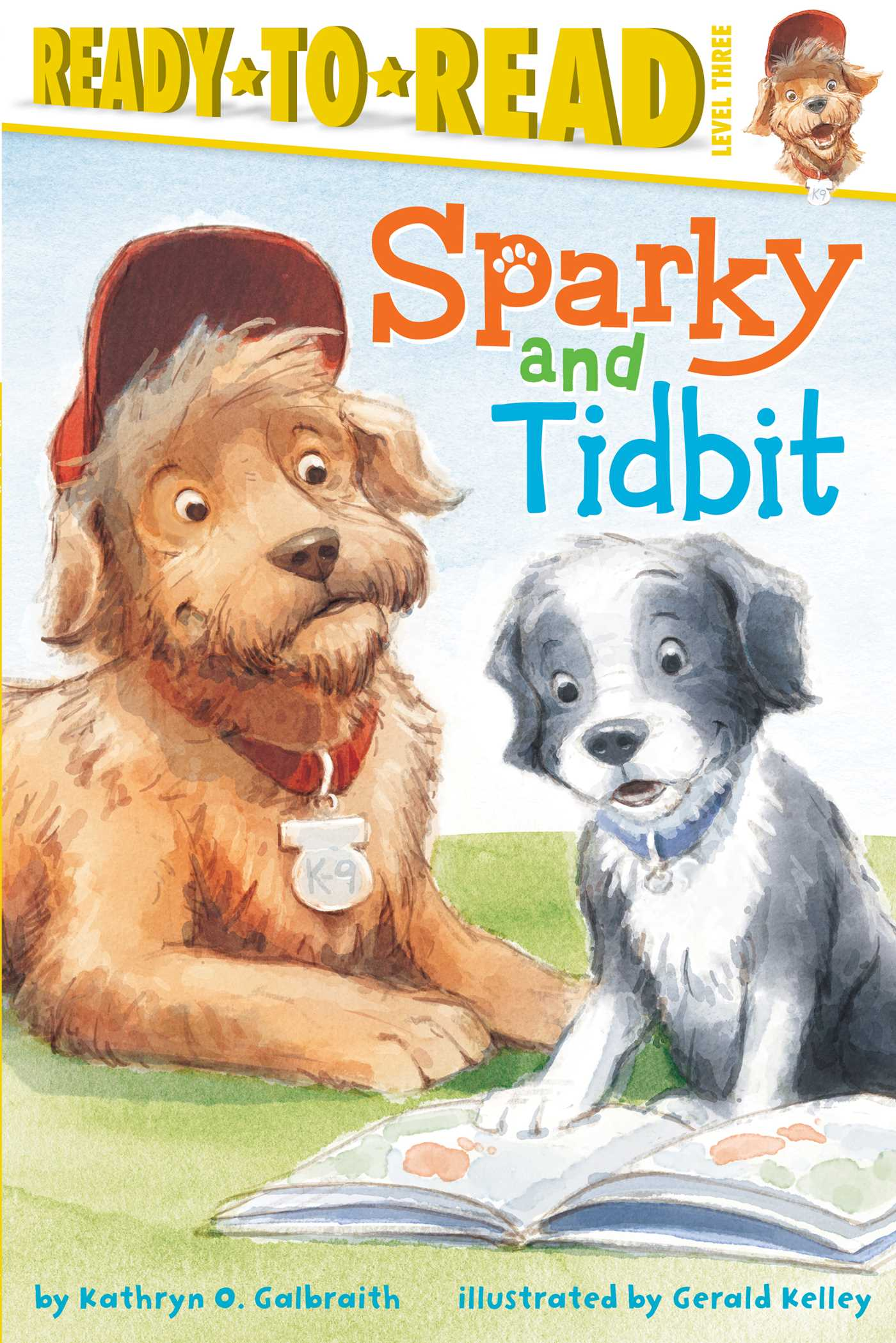 Sparky and tidbit 9781481404242 hr