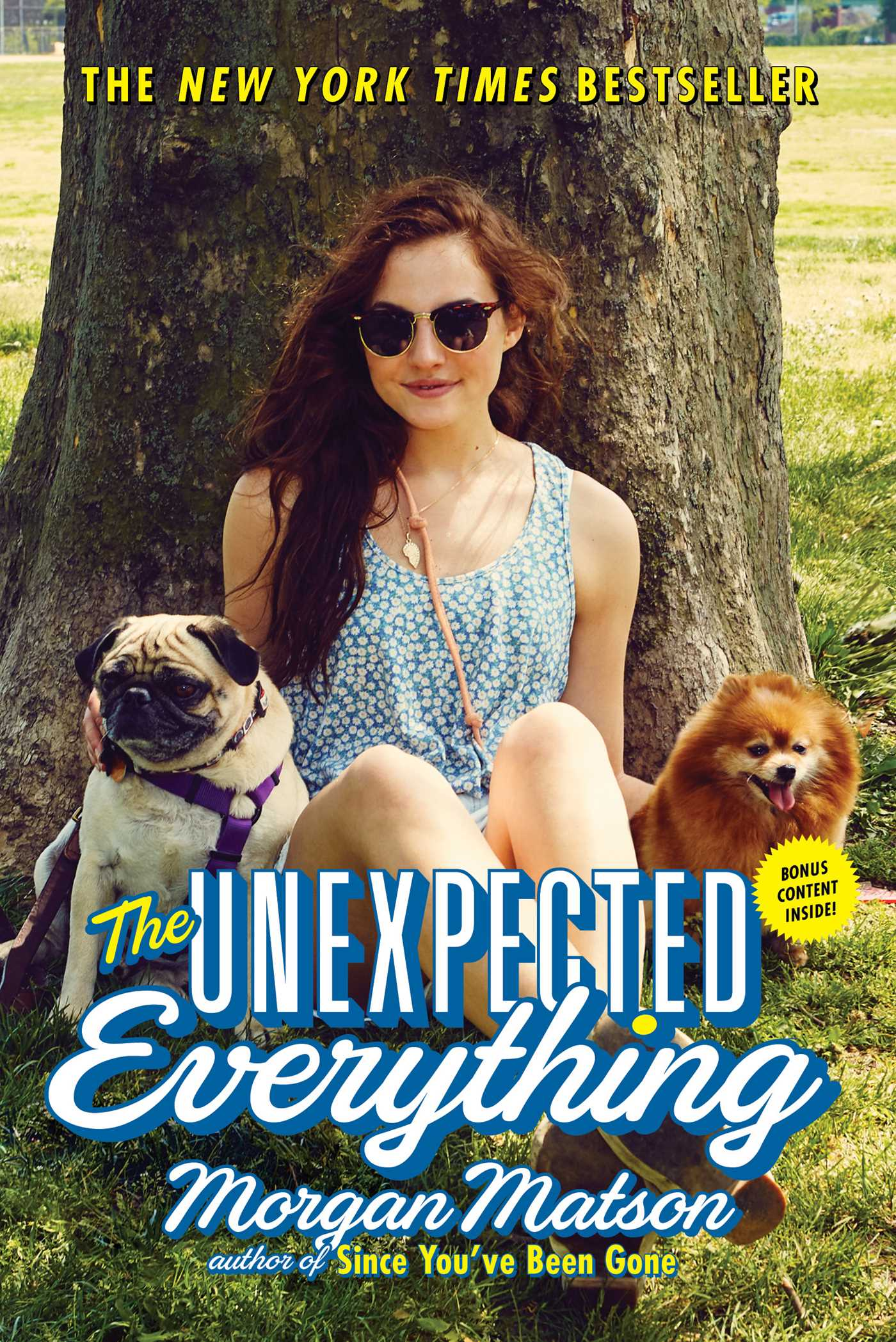 The unexpected everything 9781481404556 hr