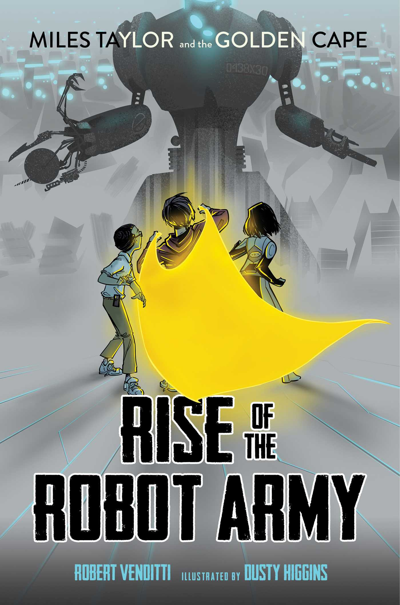 Rise of the robot army 9781481405584 hr