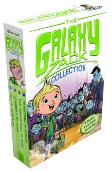 The Galaxy Zack Collection