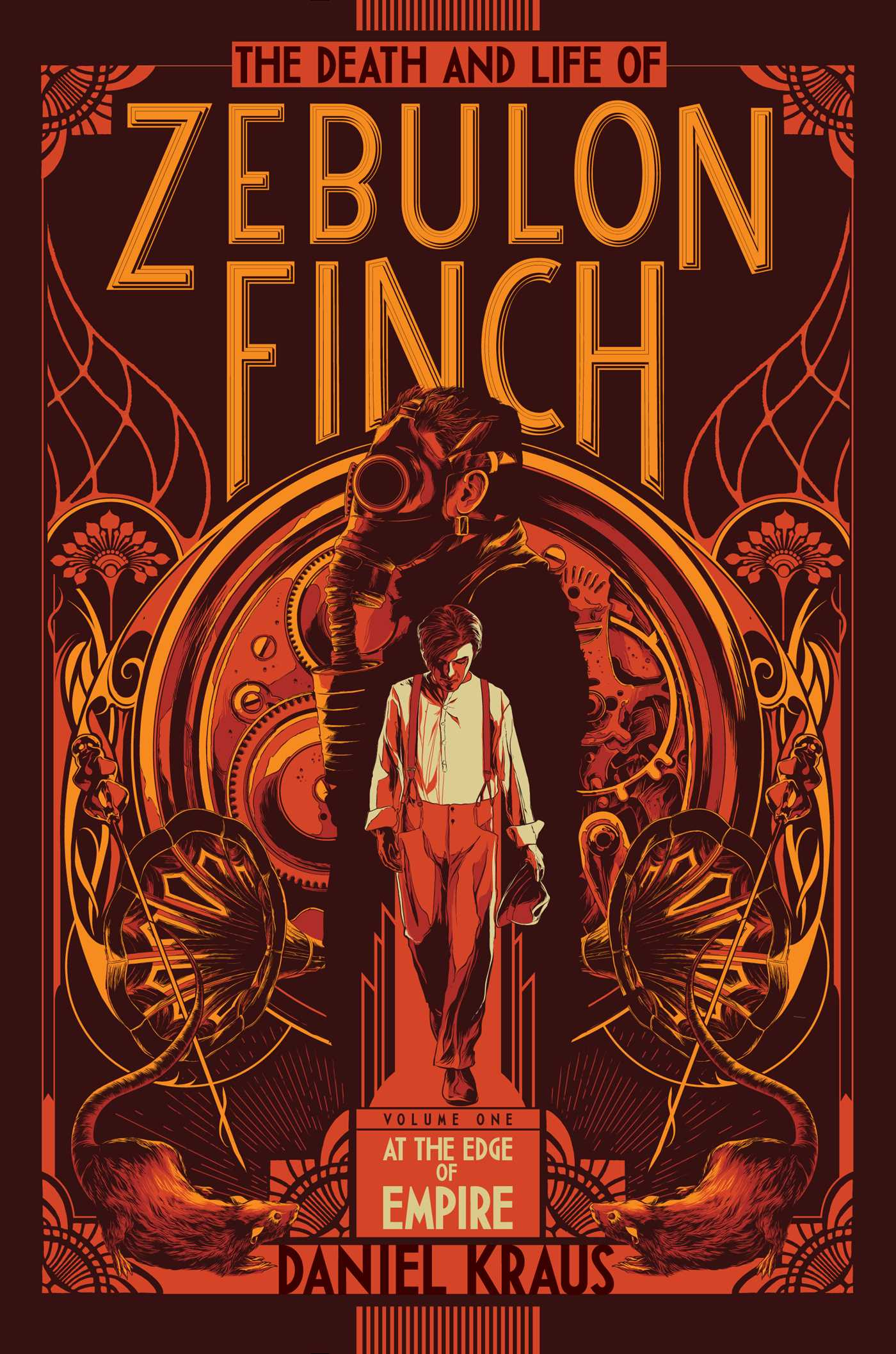 The death and life of zebulon finch volume one 9781481411394 hr