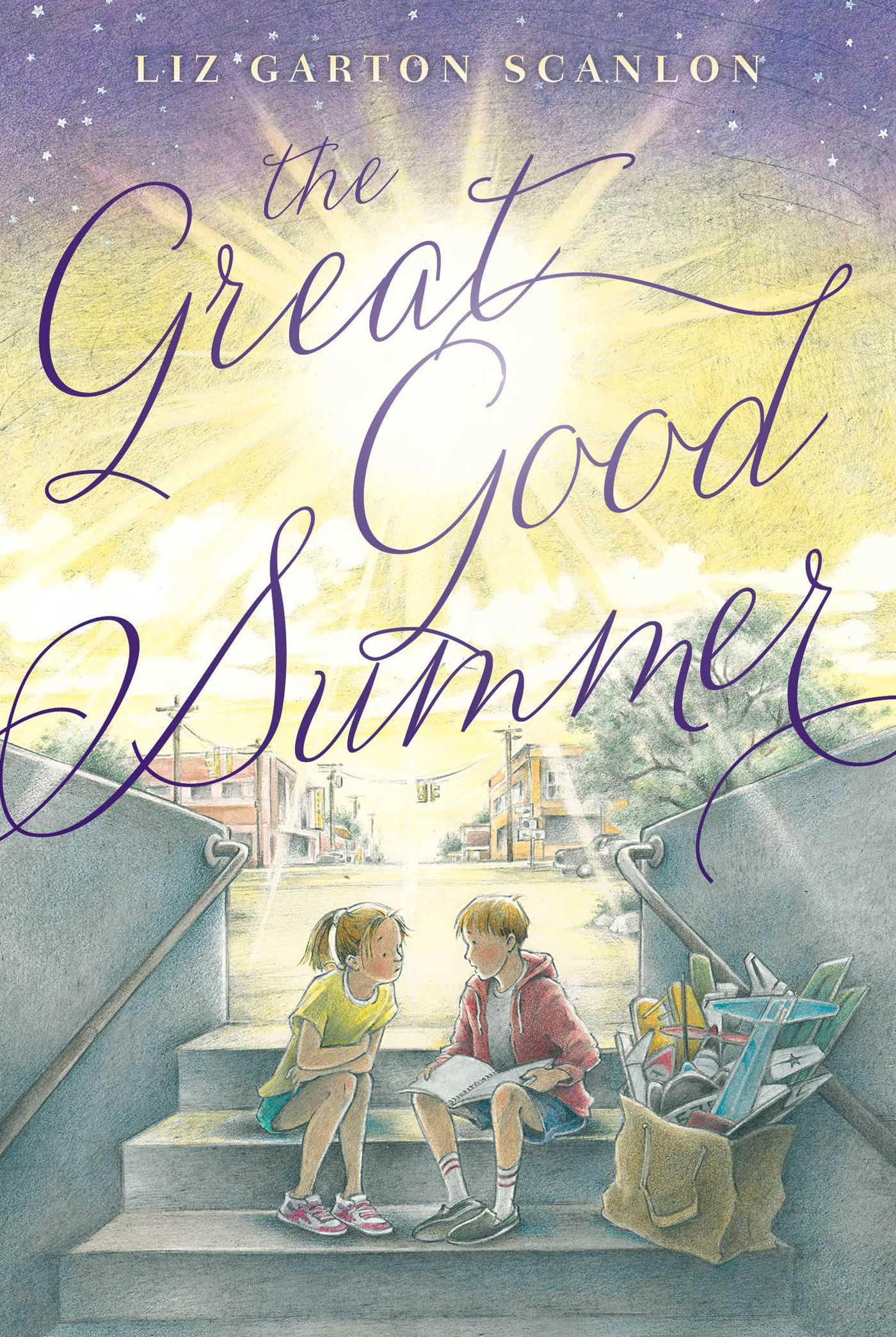 The great good summer 9781481411486 hr