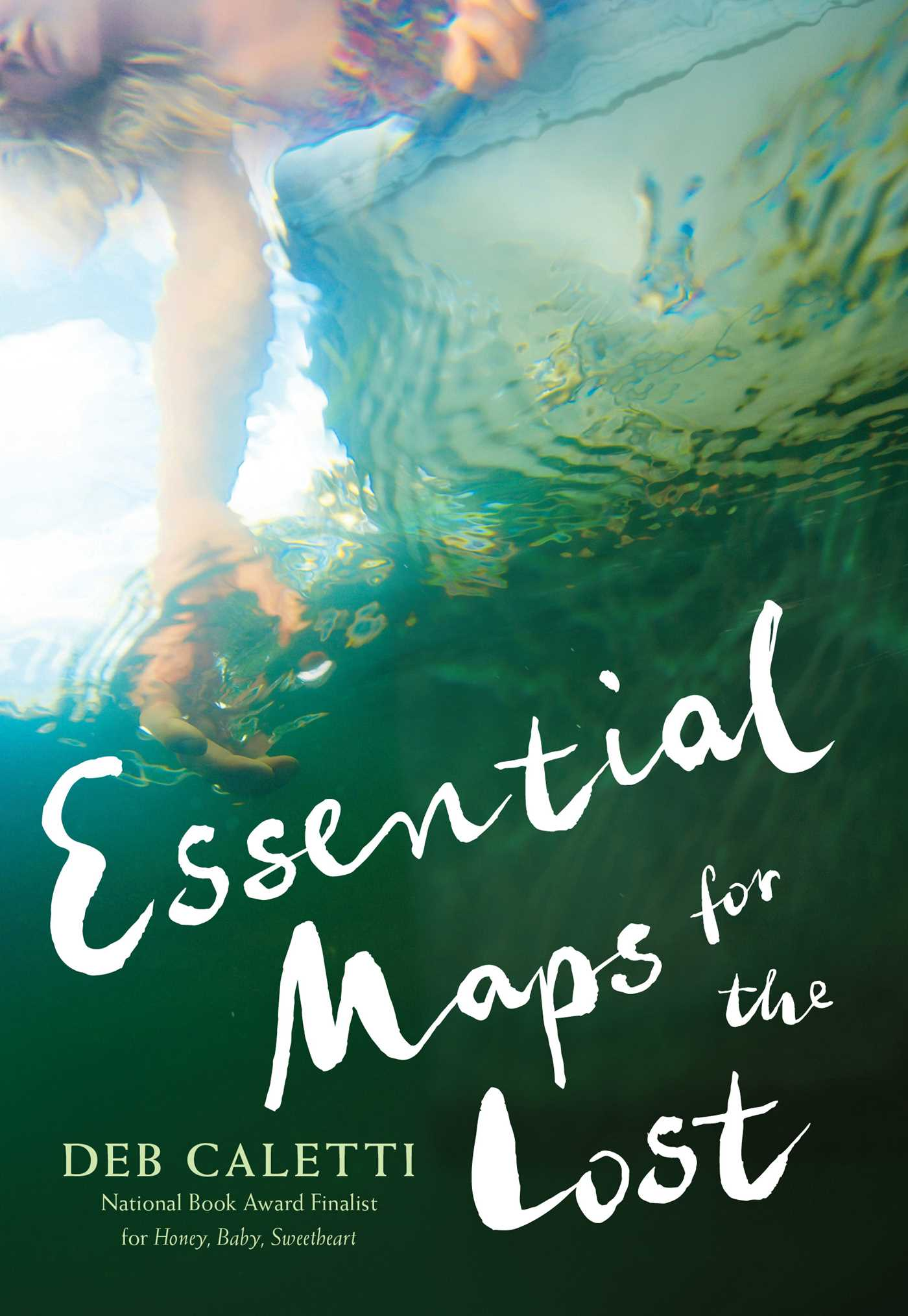 Essential maps for the lost 9781481415170 hr