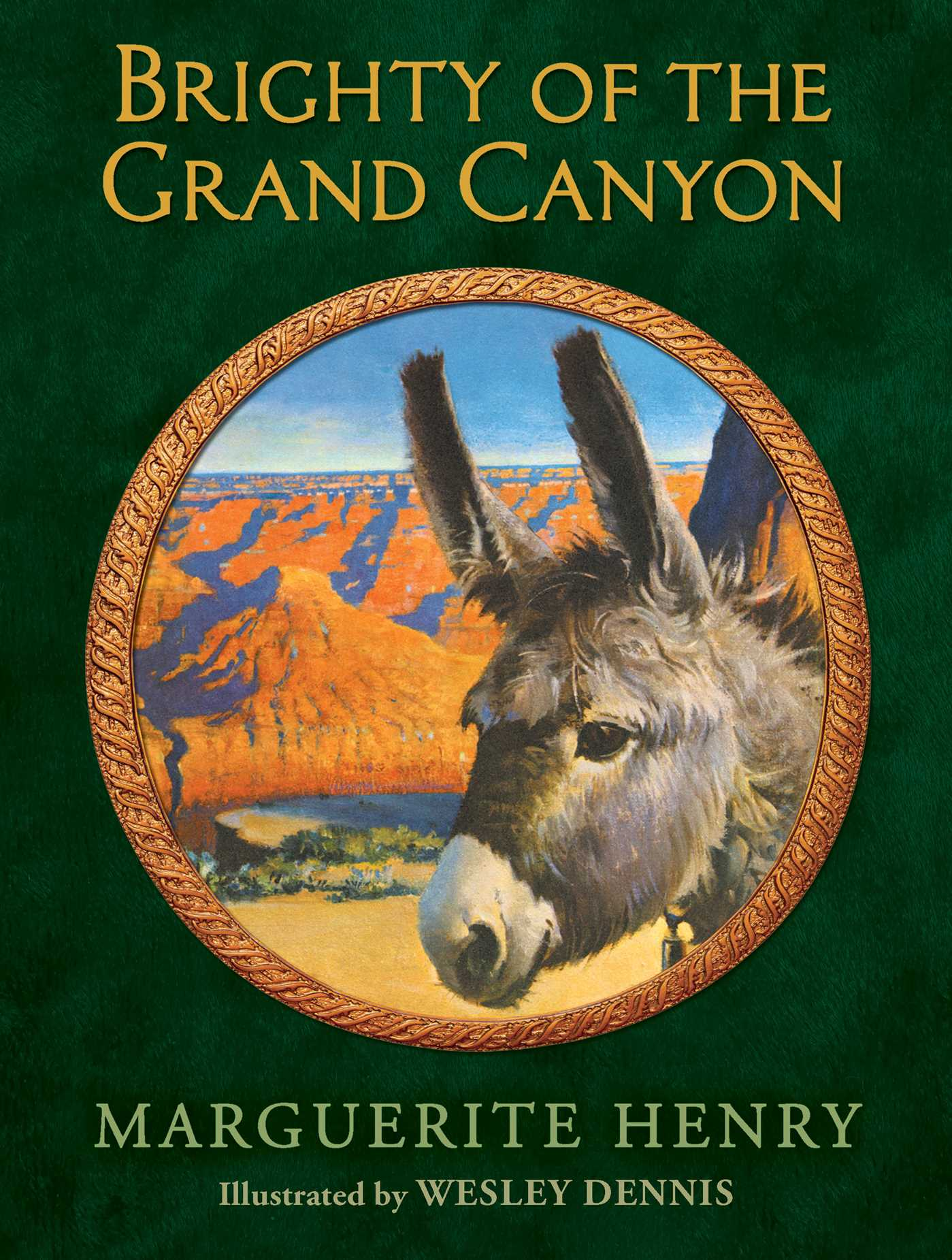 Brighty of the grand canyon 9781481415828 hr