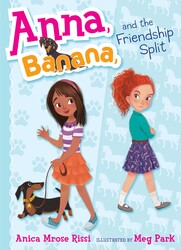 Anna banana and the friendship split 9781481416054