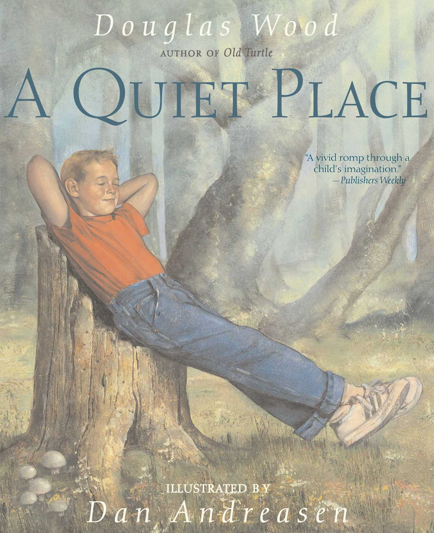 A quiet place 9781481417983 hr