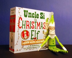 Uncle Si the Christmas Elf