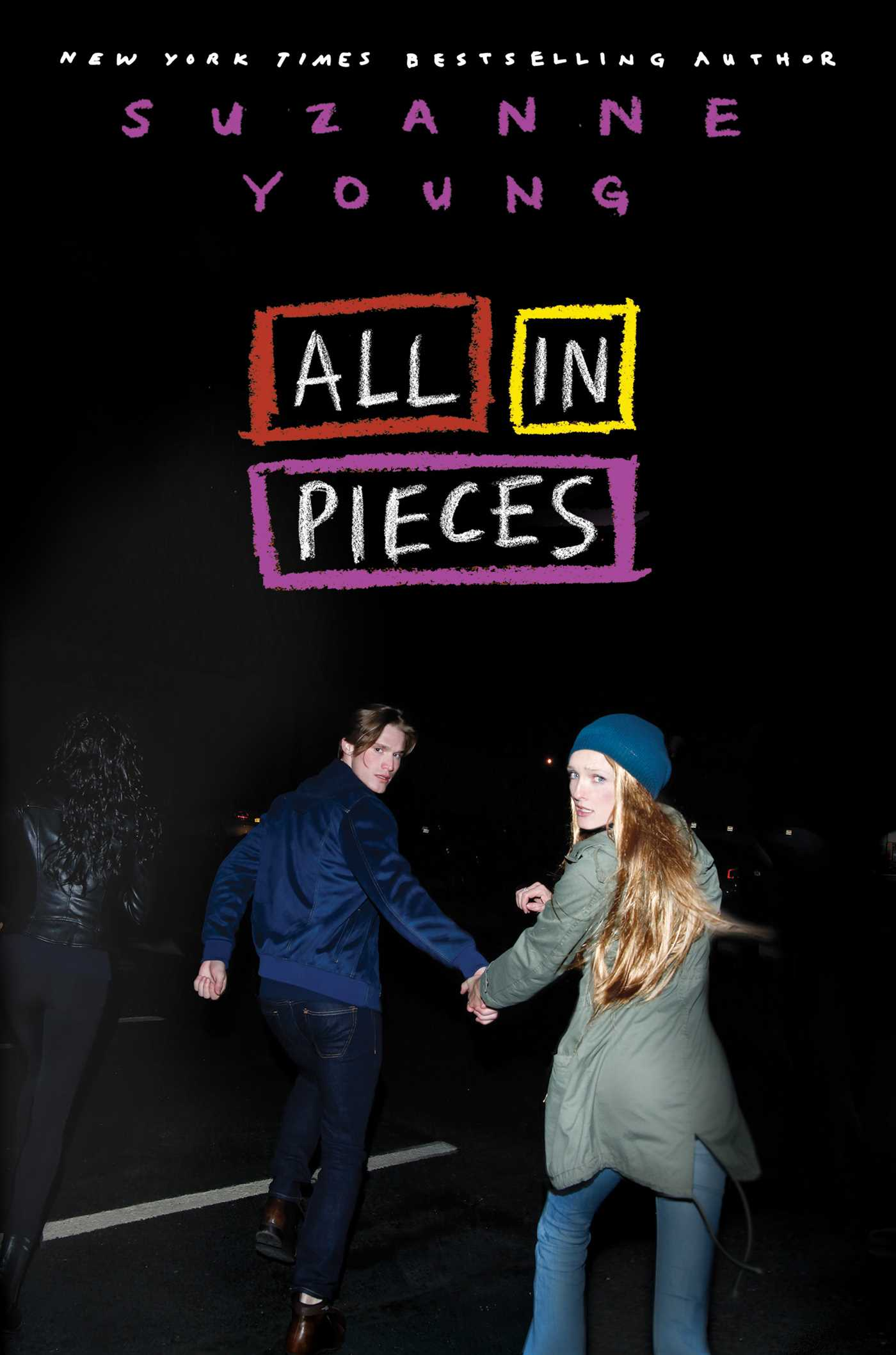 All in pieces 9781481418836 hr