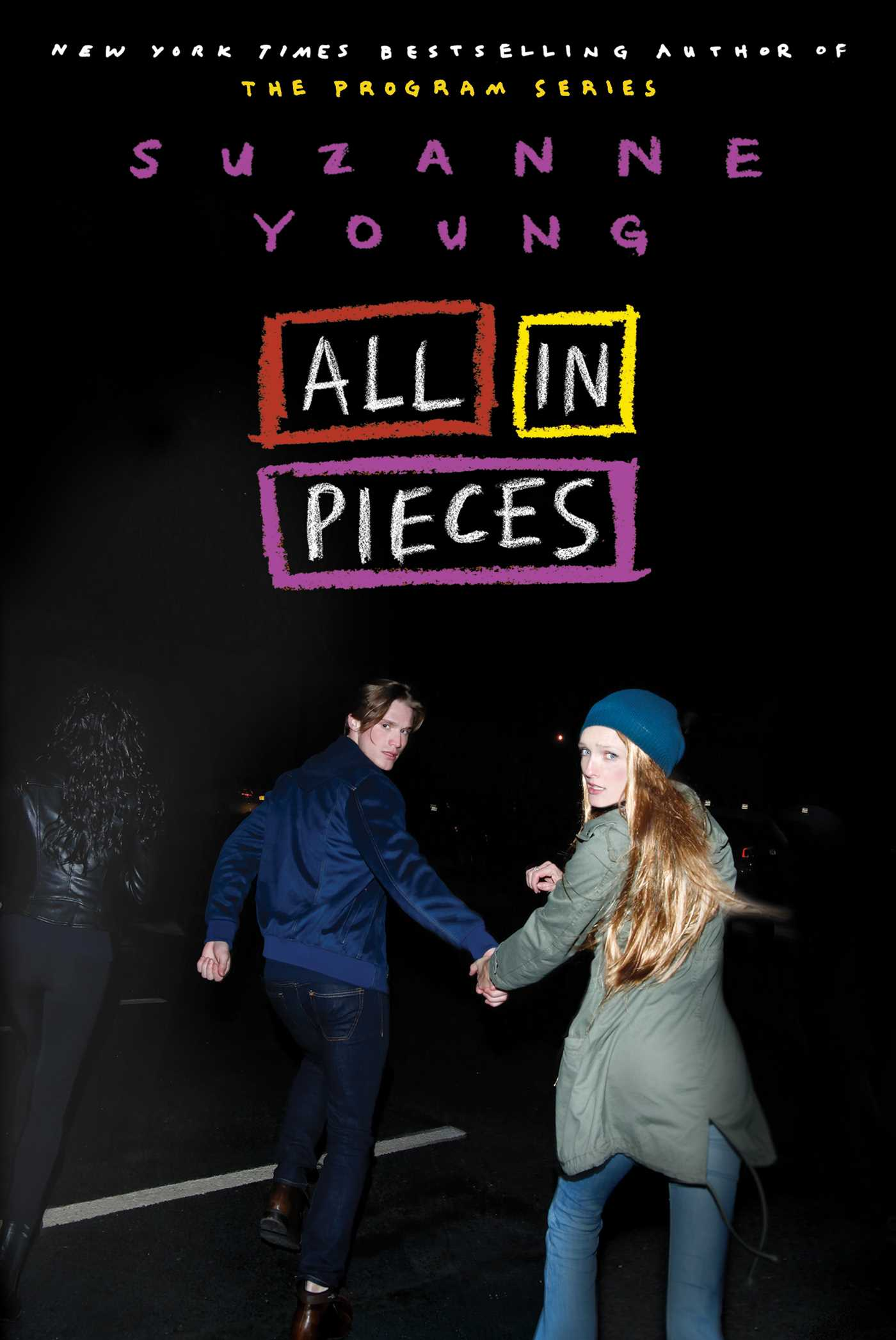 All in pieces 9781481418843 hr
