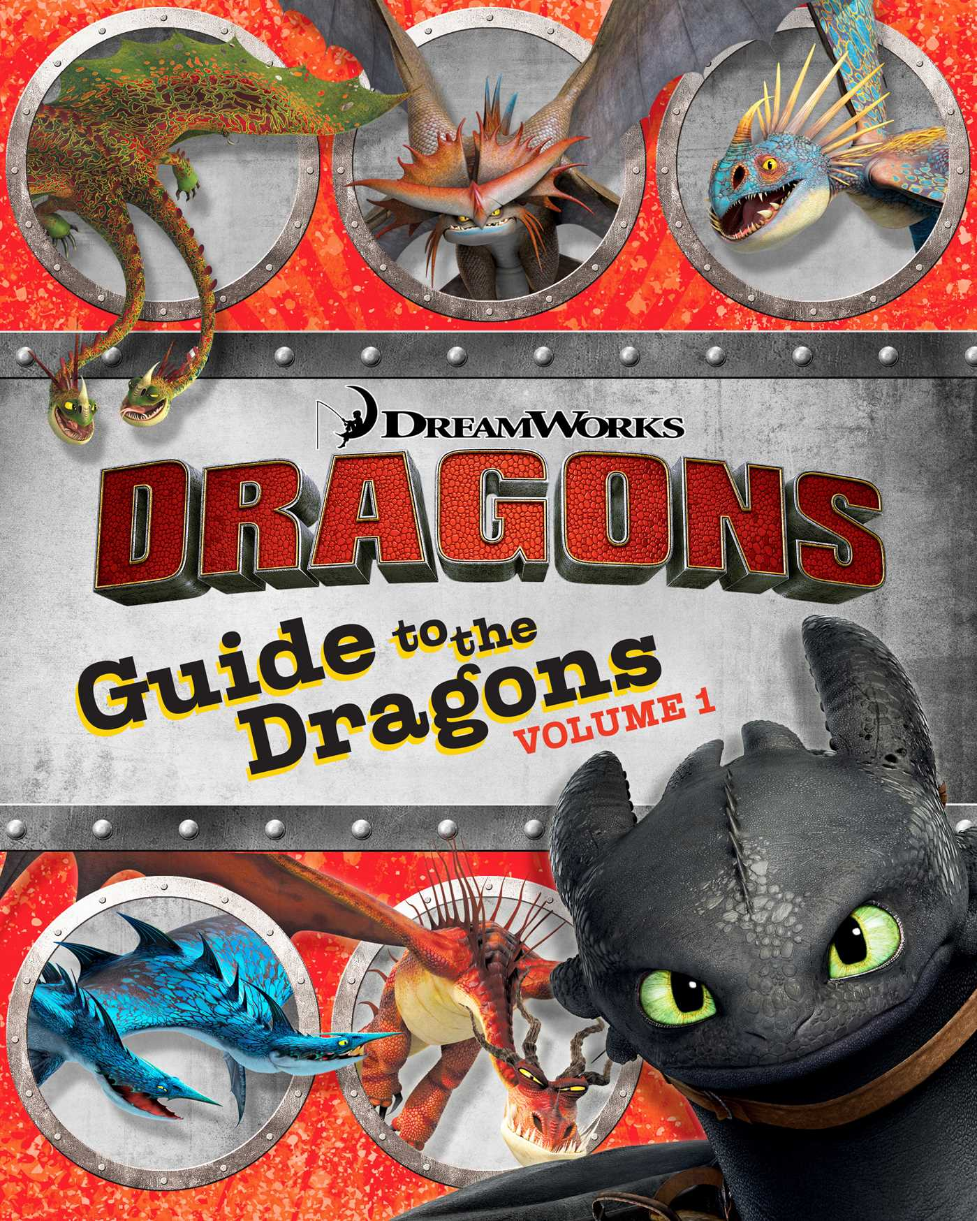 Guide to the dragons volume 1 9781481419376 hr