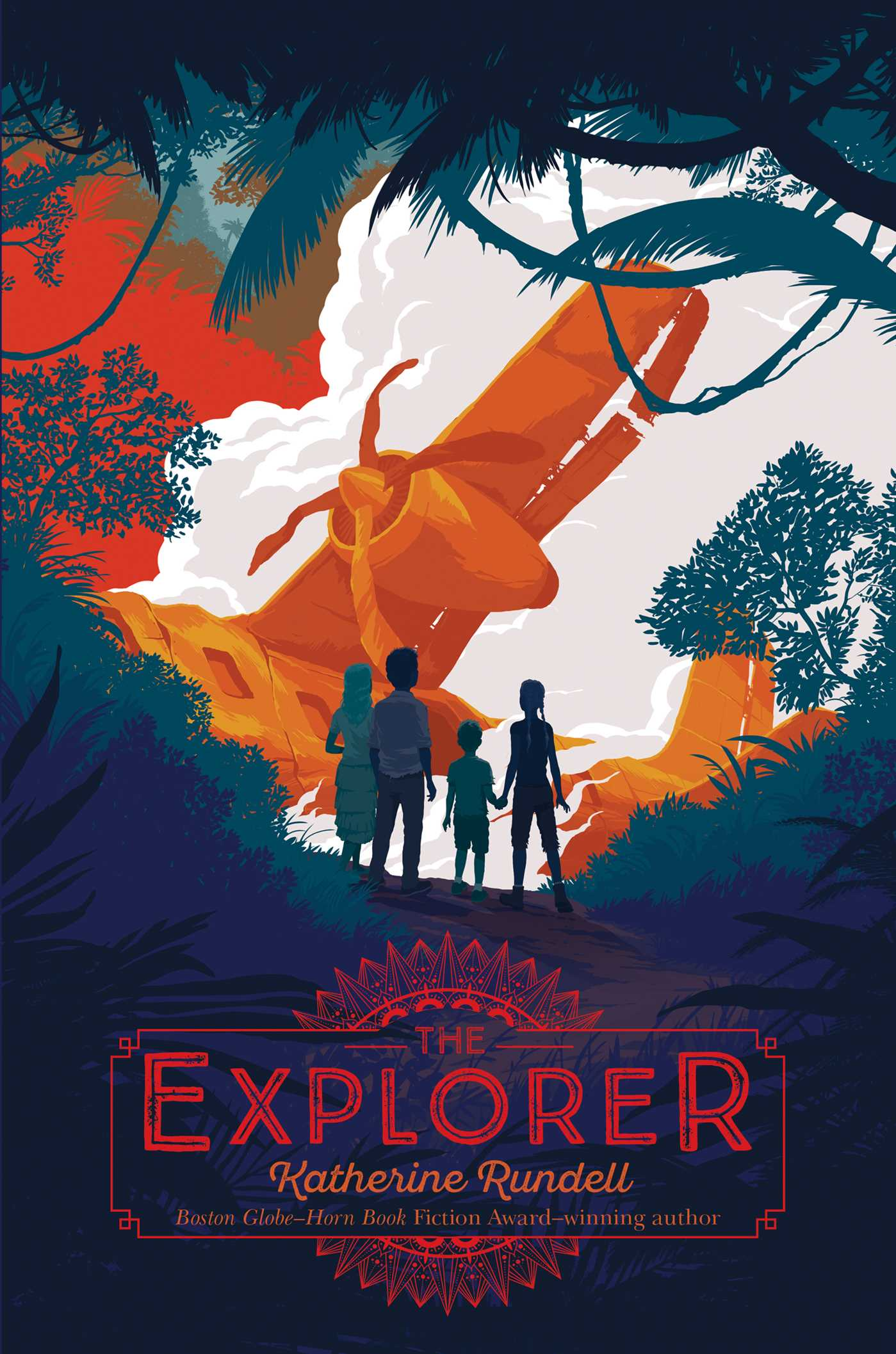 Image result for the explorer by katherine rundell