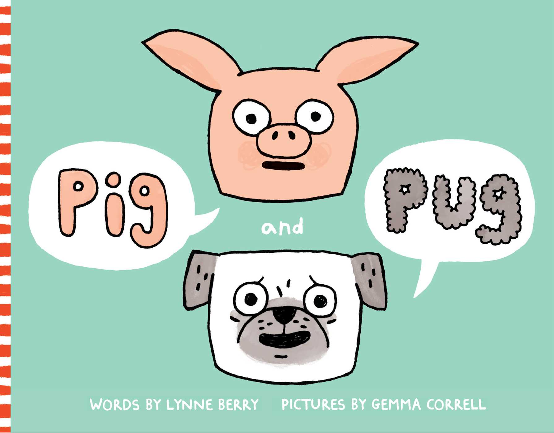 Pig and pug 9781481421324 hr
