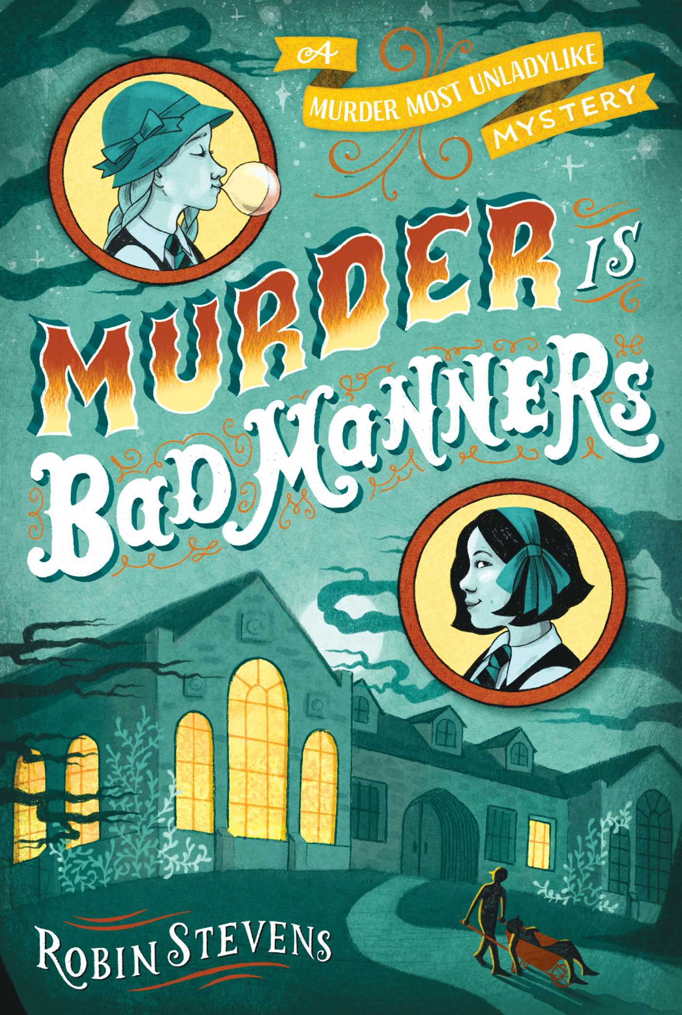 Murder is bad manners 9781481422147 hr