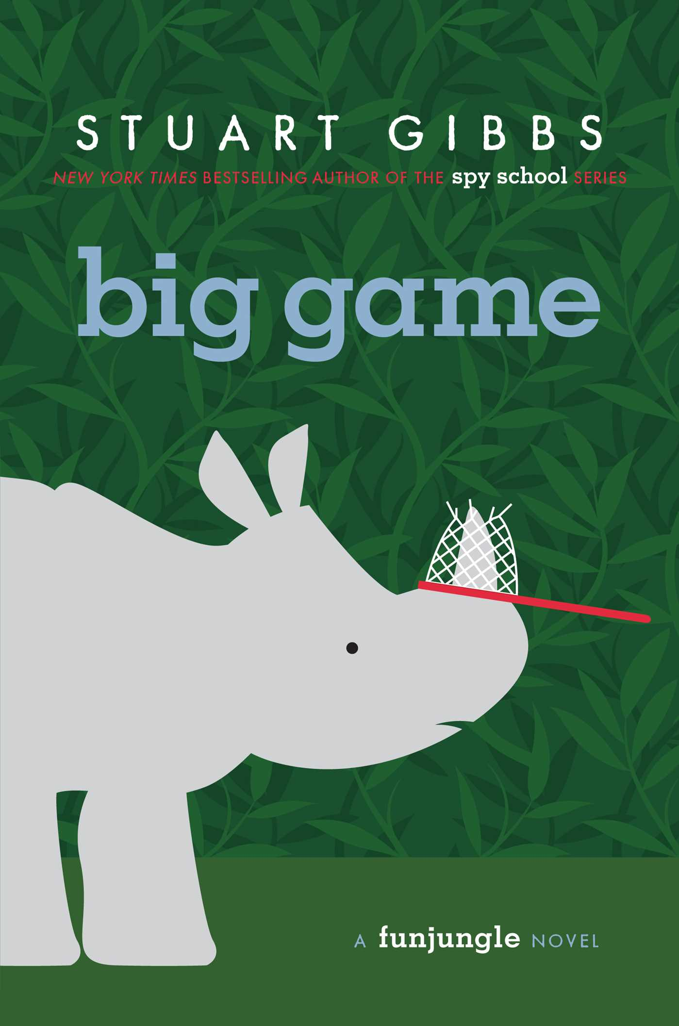 Book Cover Image (jpg): Big Game