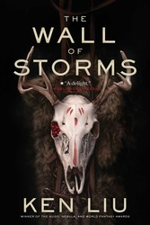 The wall of storms 9781481424318
