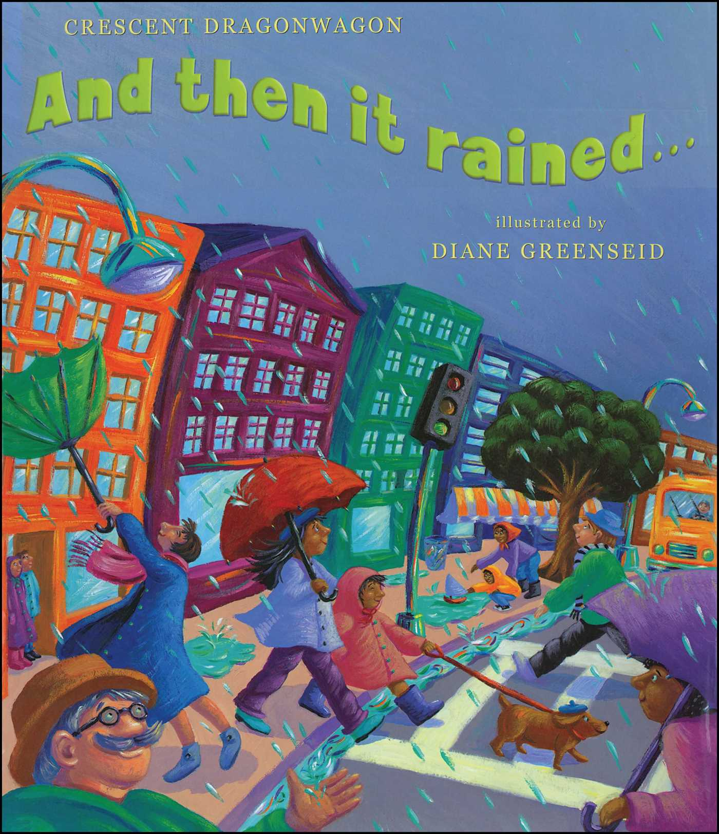 Home place book by crescent dragonwagon jerry pinkney and then it rained fandeluxe Gallery