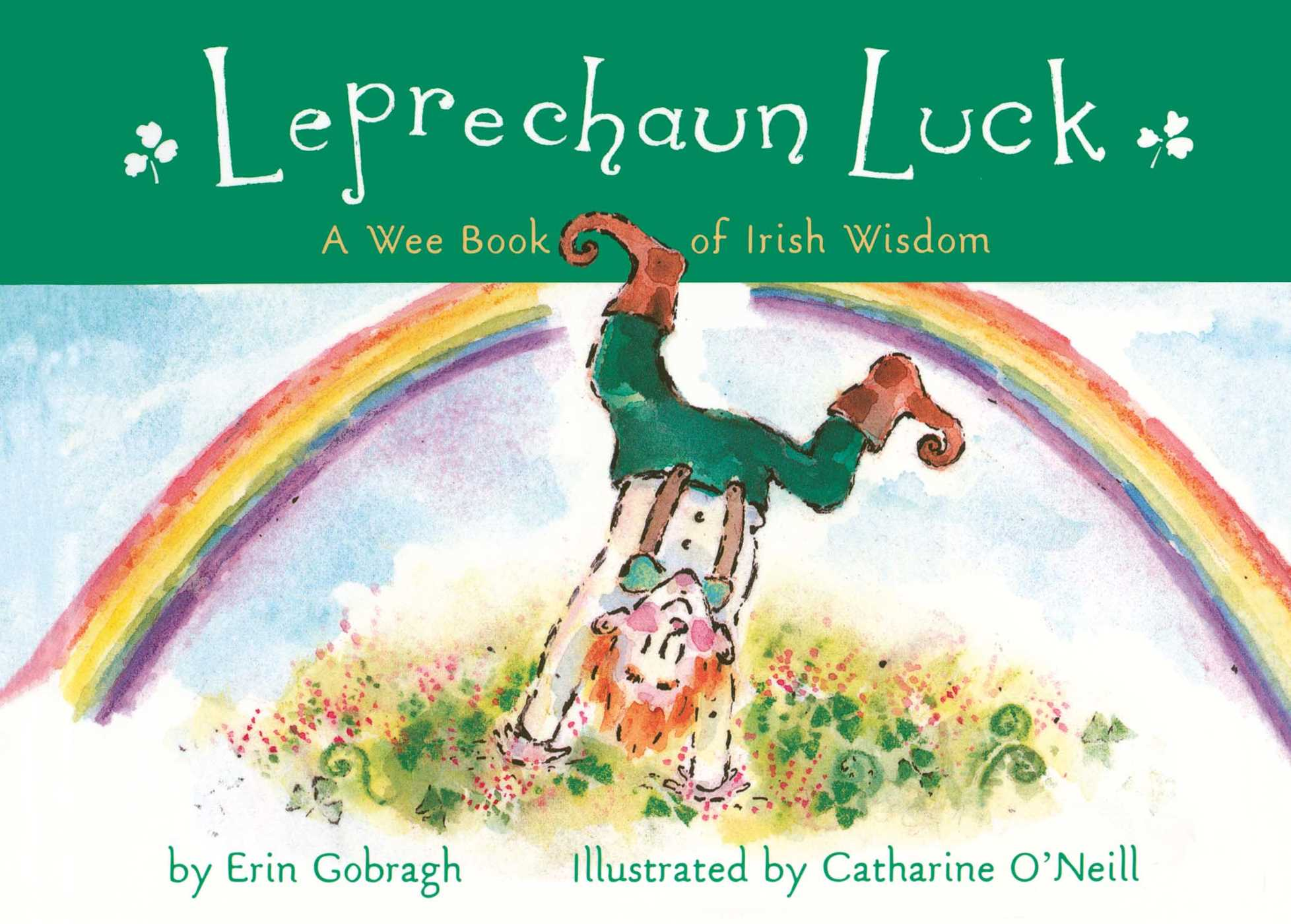 Leprechaun luck 9781481425308 hr