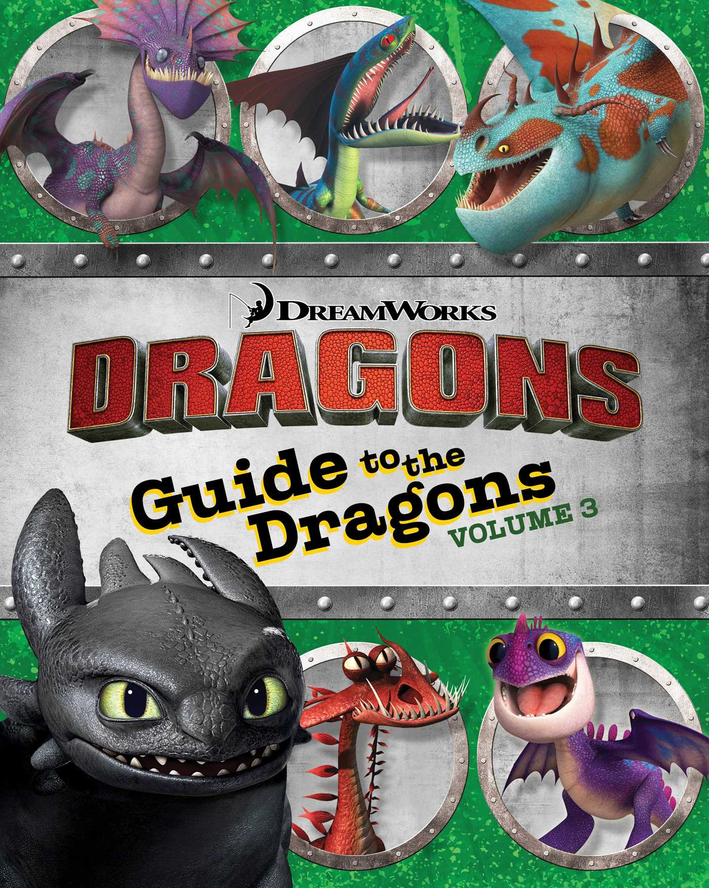 Guide to the dragons volume 3 9781481425698 hr