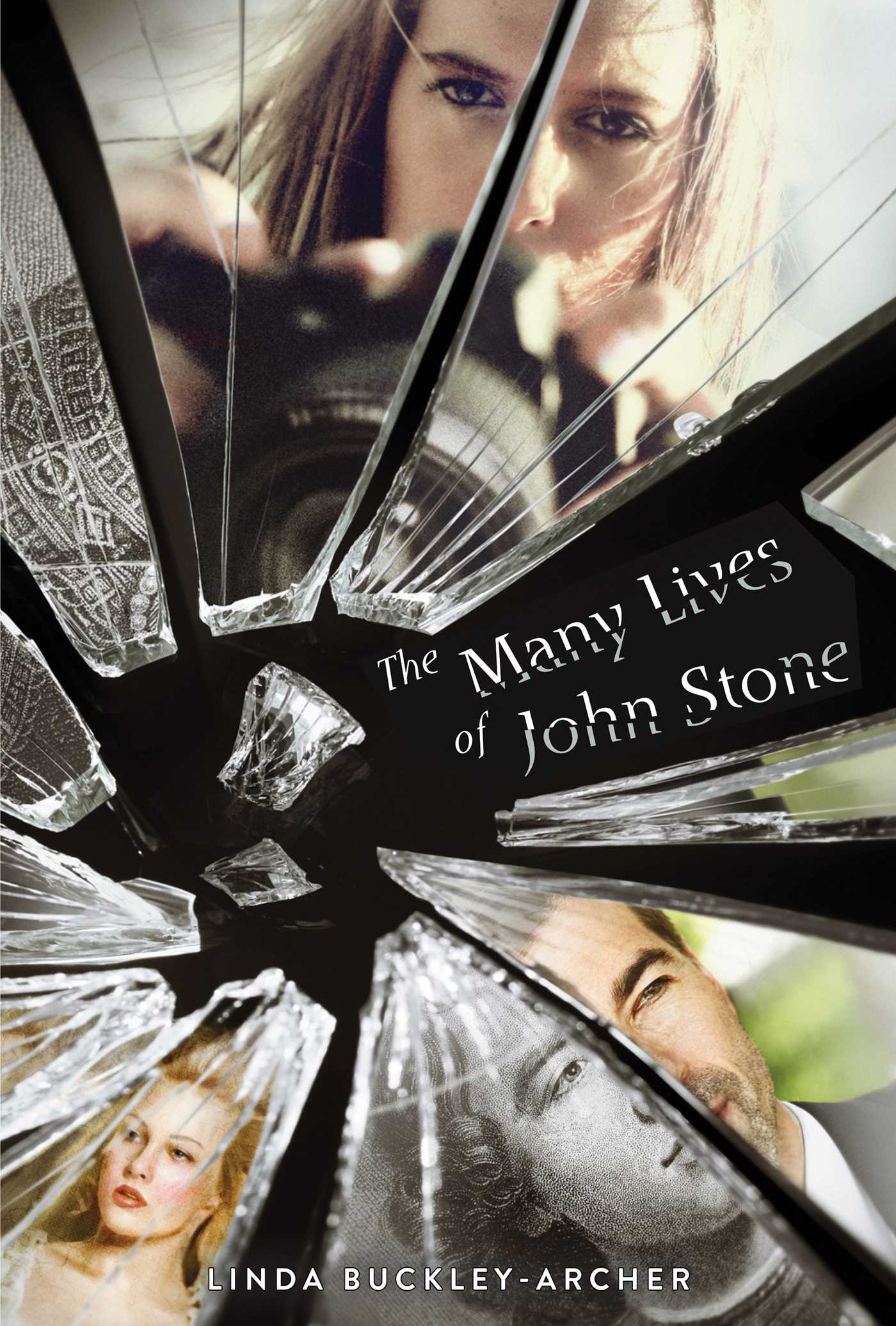 The many lives of john stone 9781481426374 hr