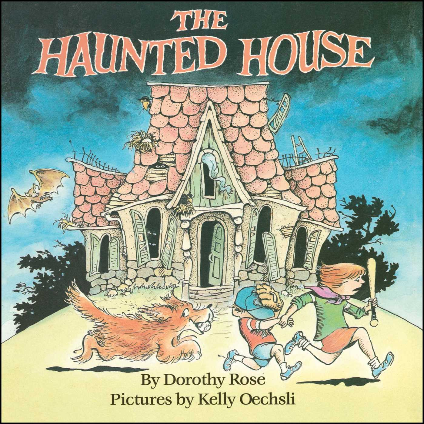 The haunted house 9781481426466 hr