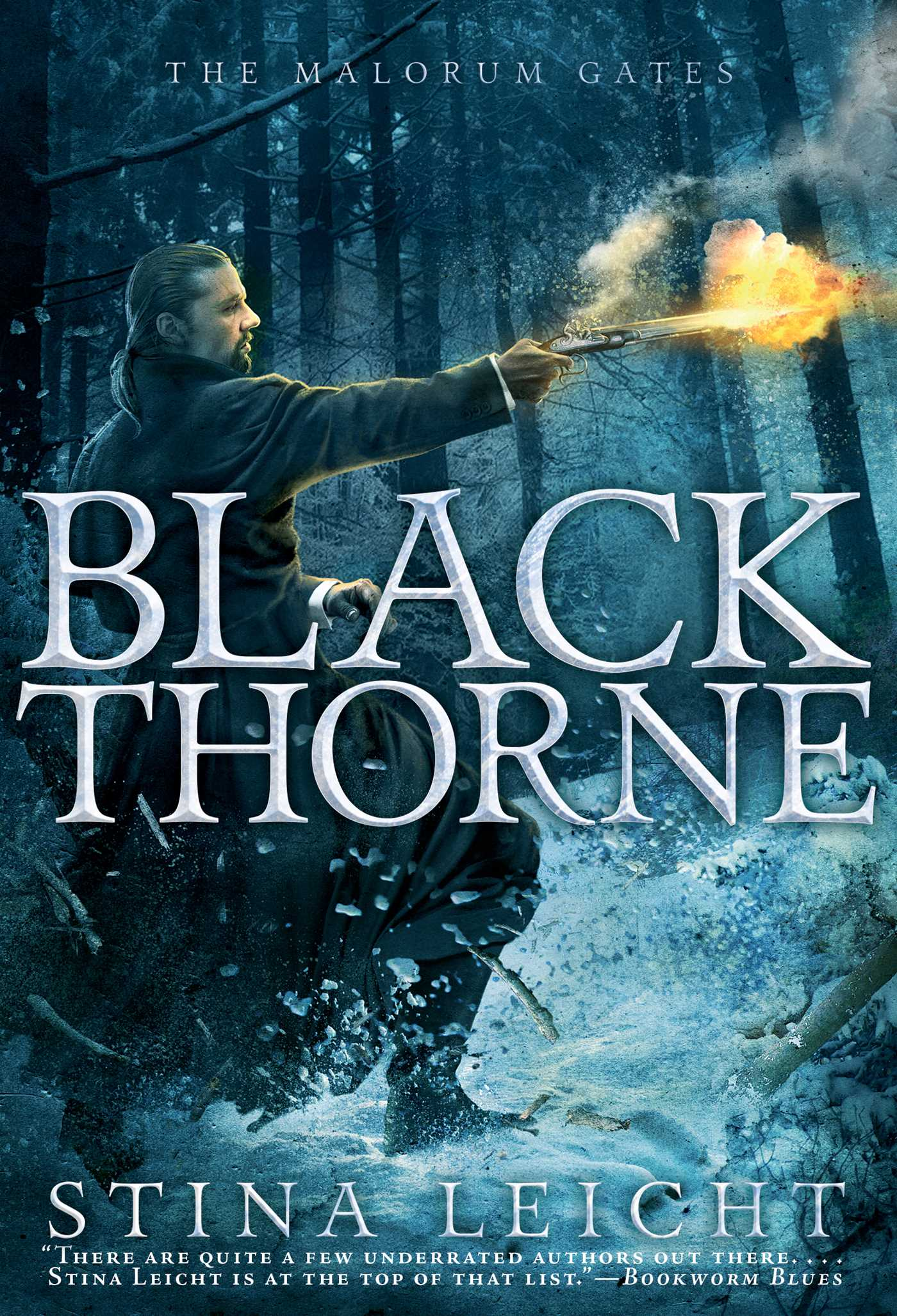 Blackthorne 9781481427807 hr