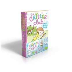The Critter Club 3-pack