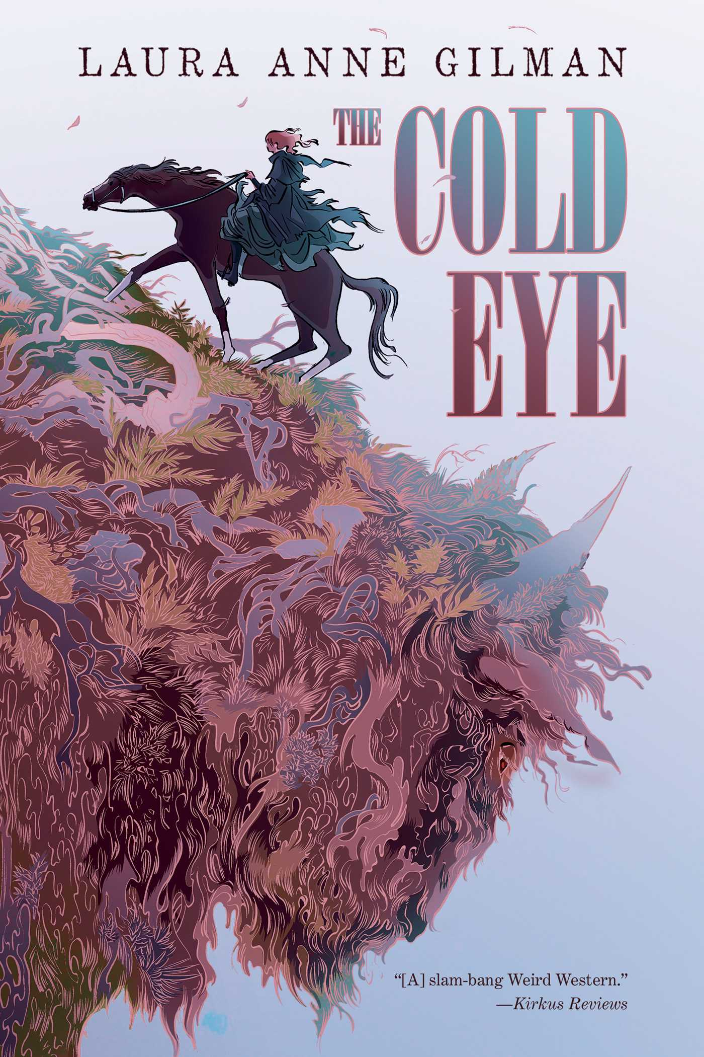The cold eye 9781481429733 hr
