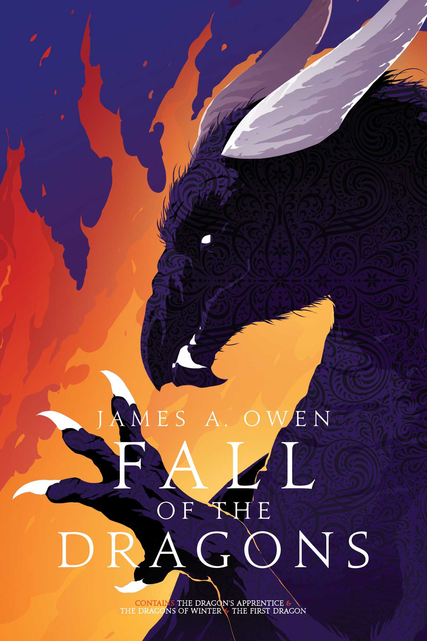Fall of the dragons 9781481429986 hr