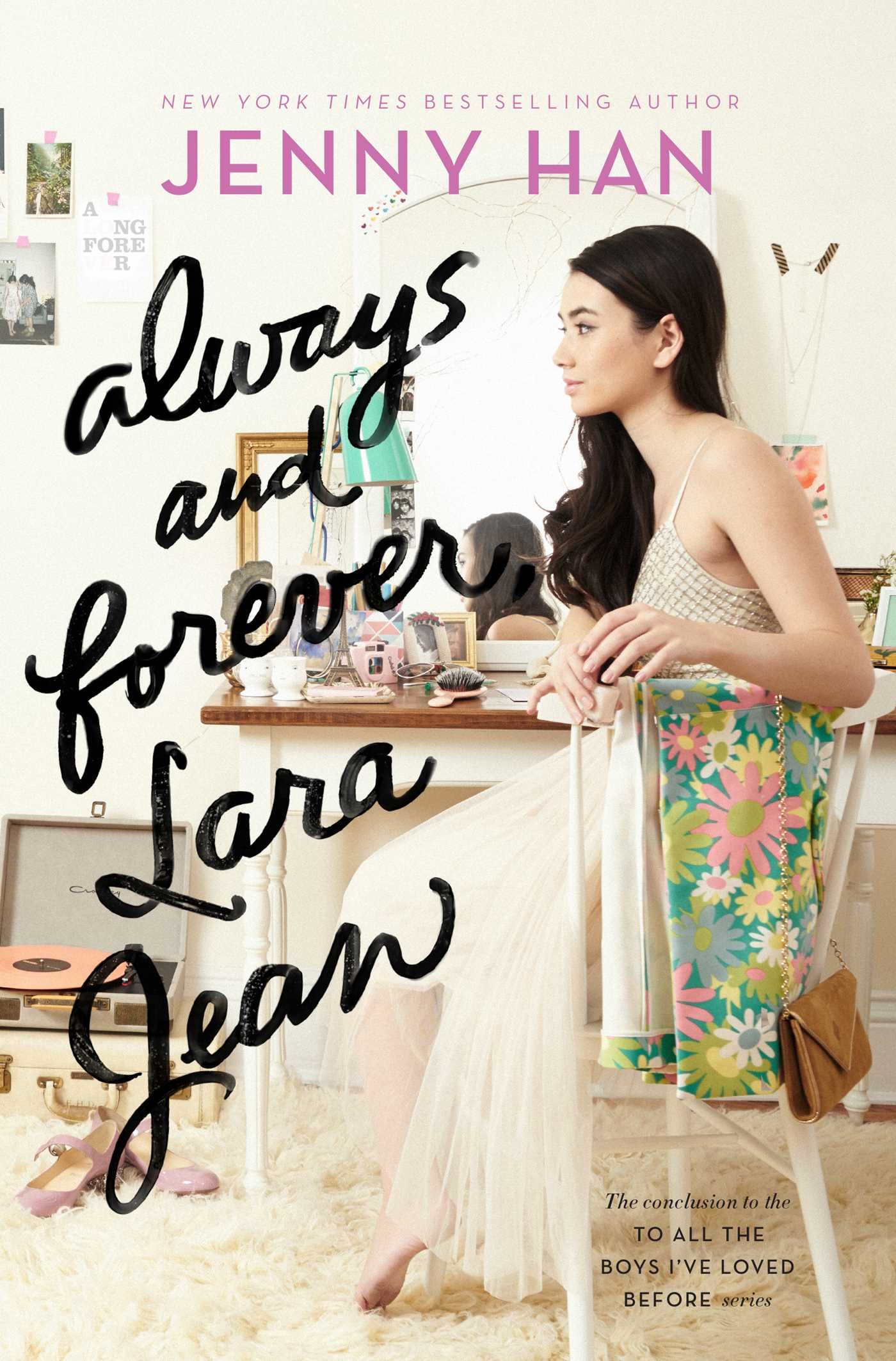 Image result for Always and Forever, Lara Jean by Jenny Han