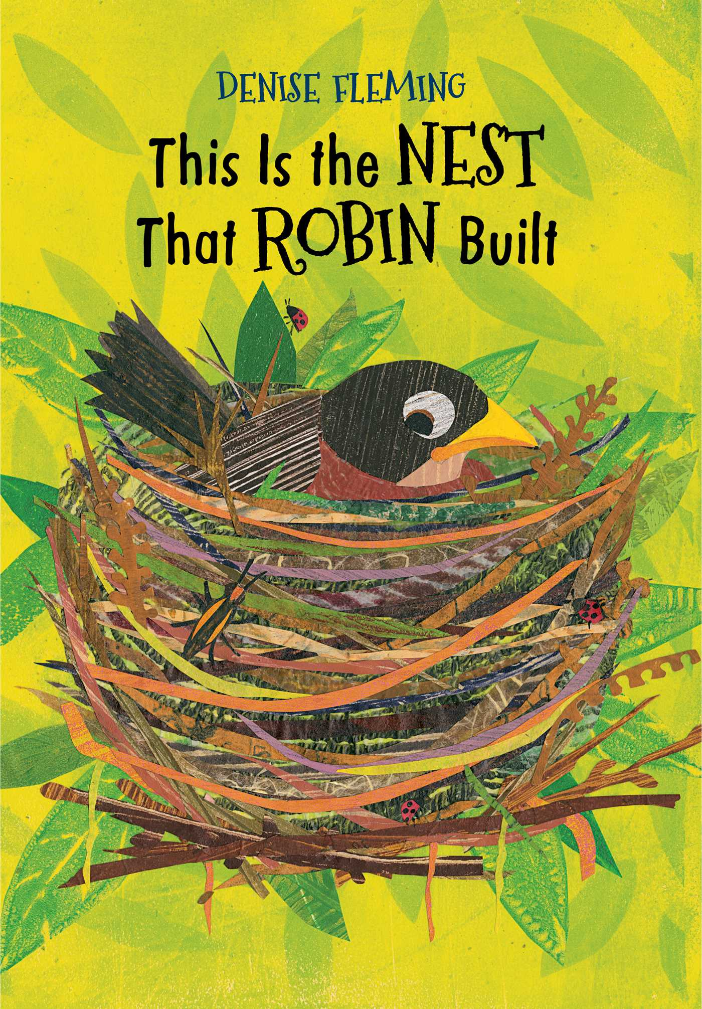 This is the nest that robin built 9781481430838 hr