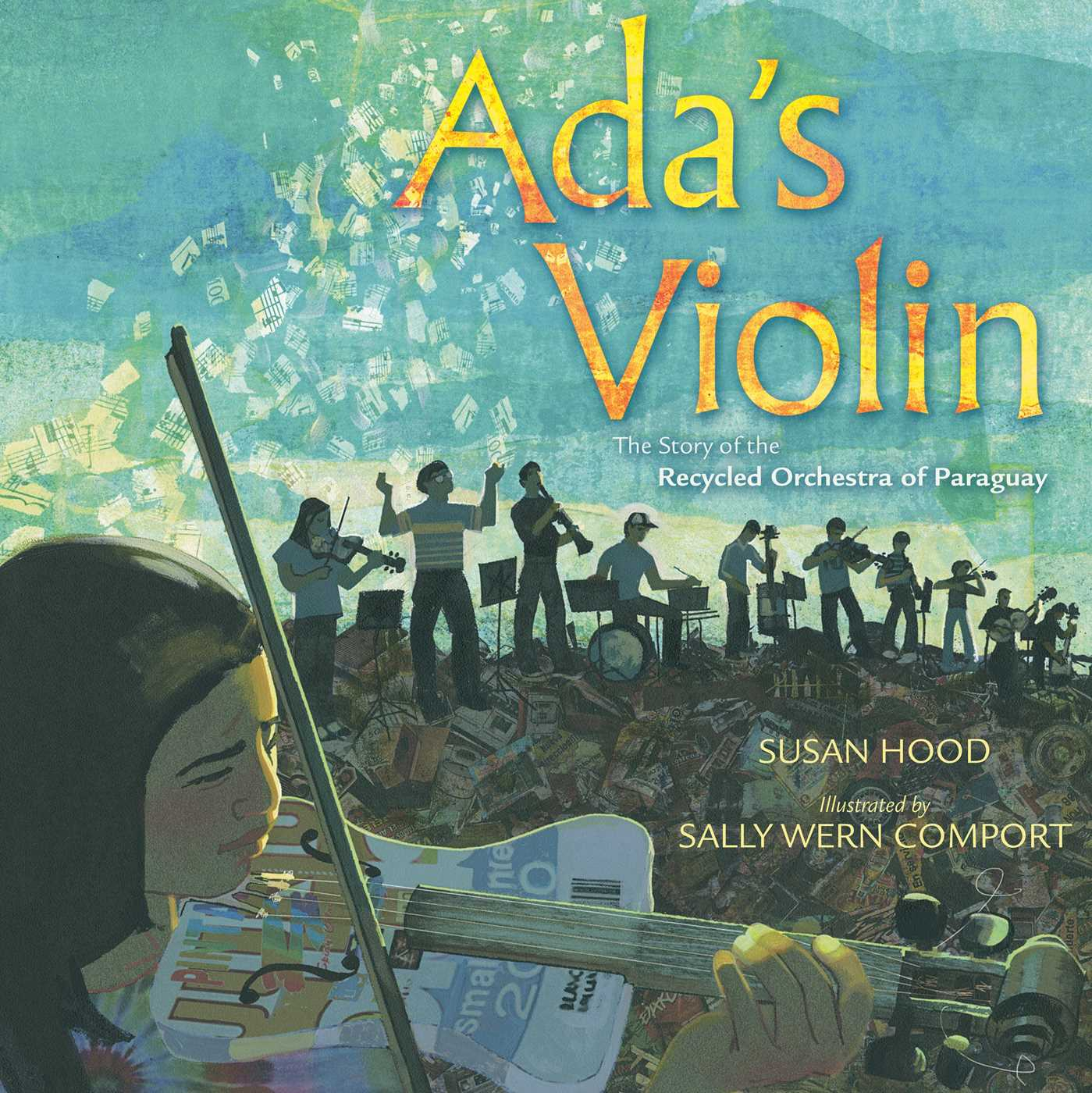 Image result for ada's violin