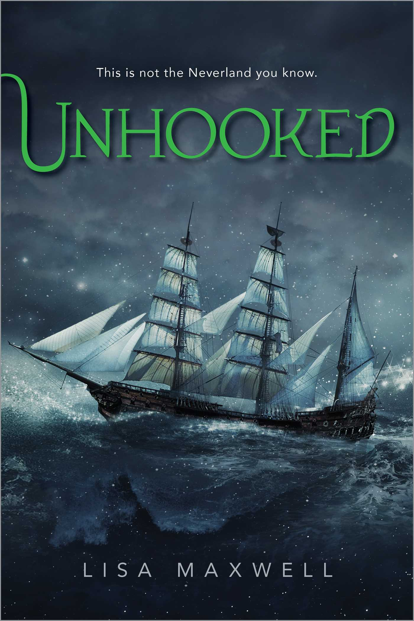 Unhooked 9781481432054 hr
