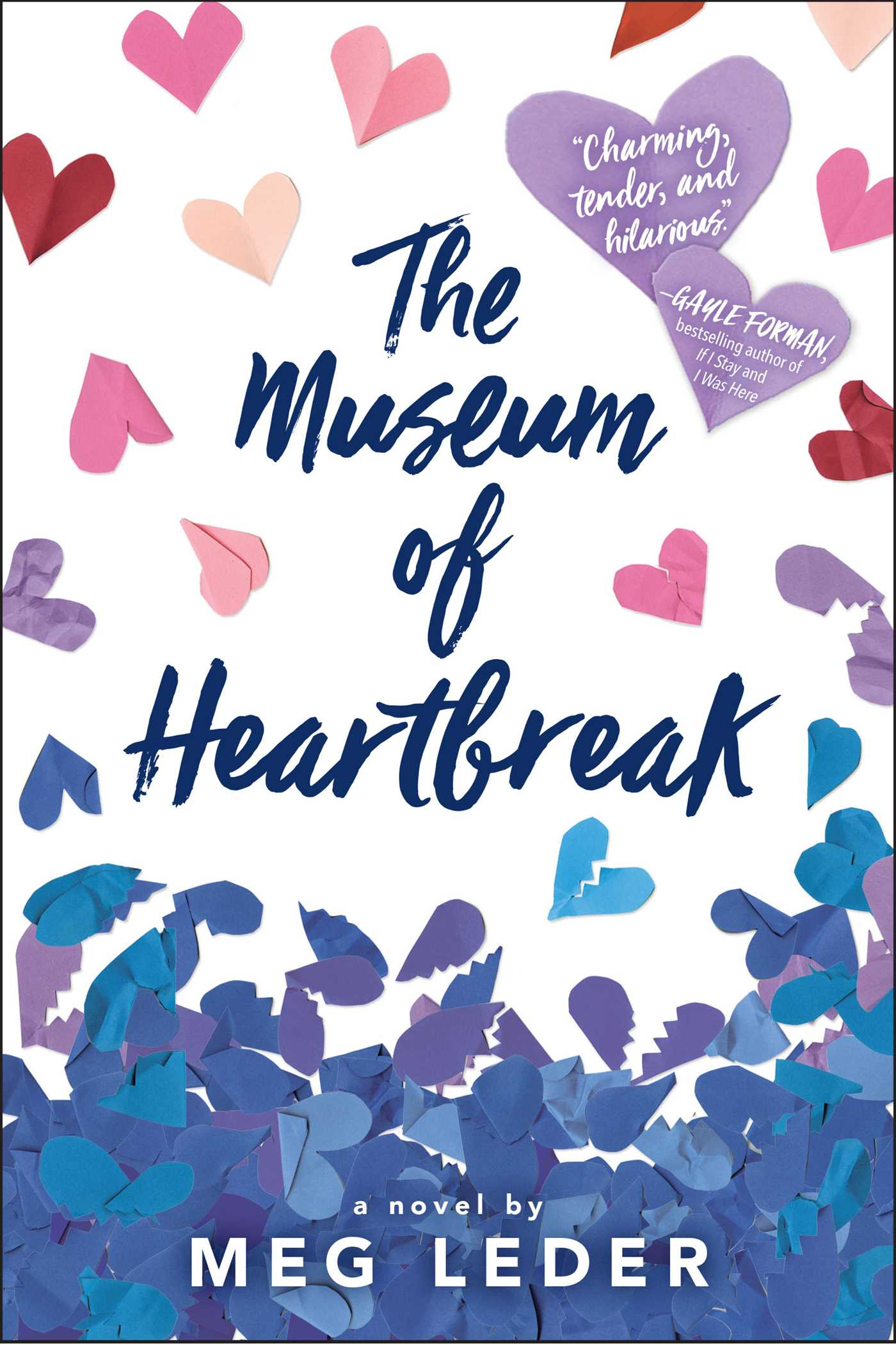 The museum of heartbreak 9781481432115 hr