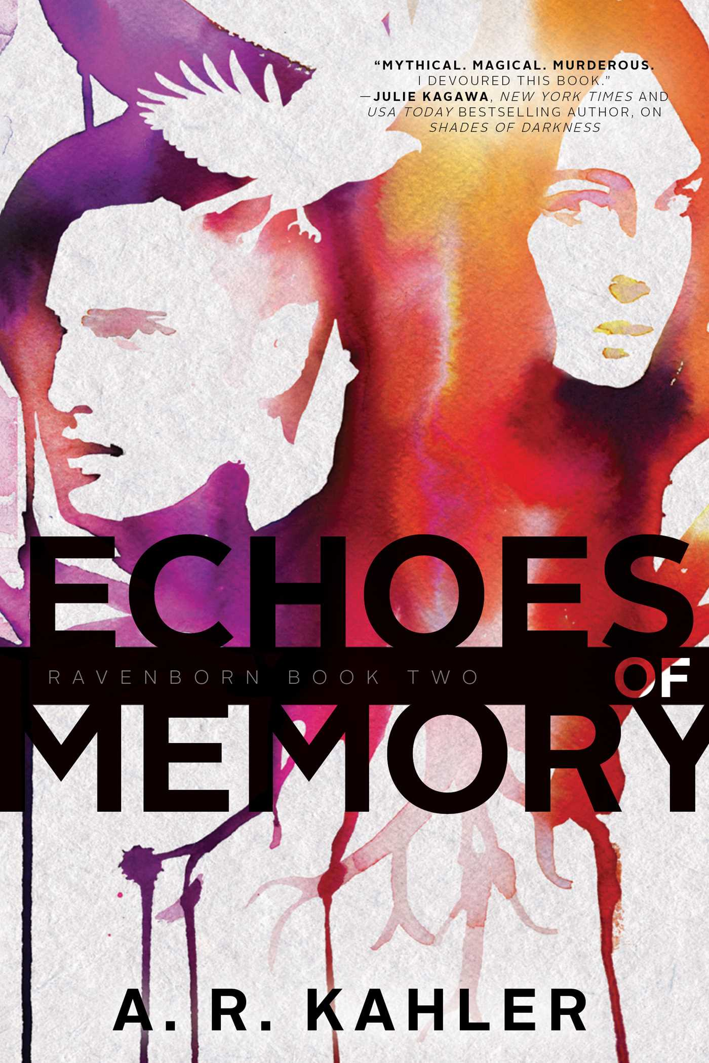 Echoes of memory 9781481432610 hr