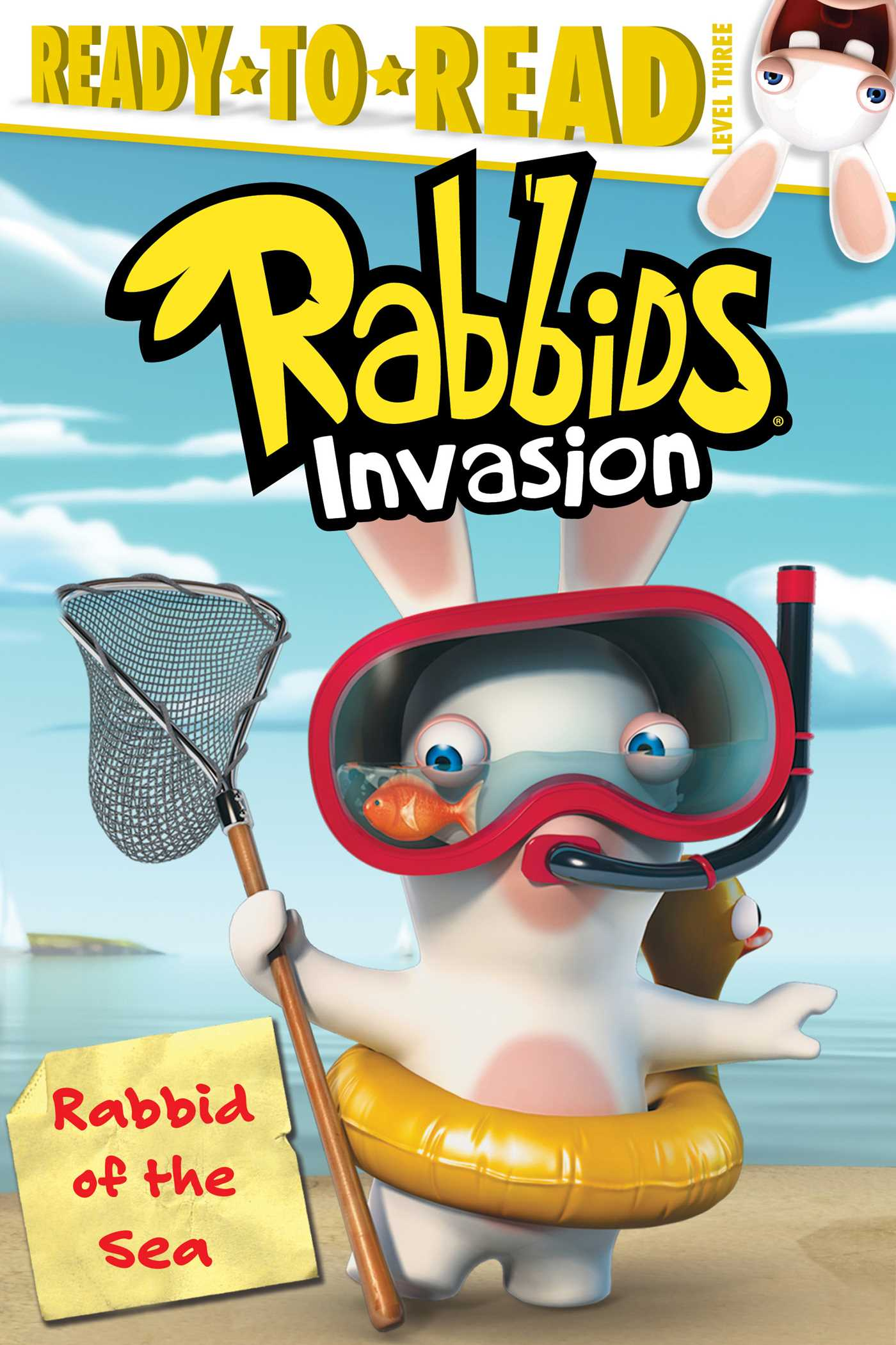 Rabbid of the sea 9781481435451 hr
