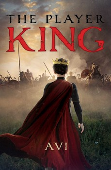 The player king book by avi official publisher page simon the player king fandeluxe Gallery