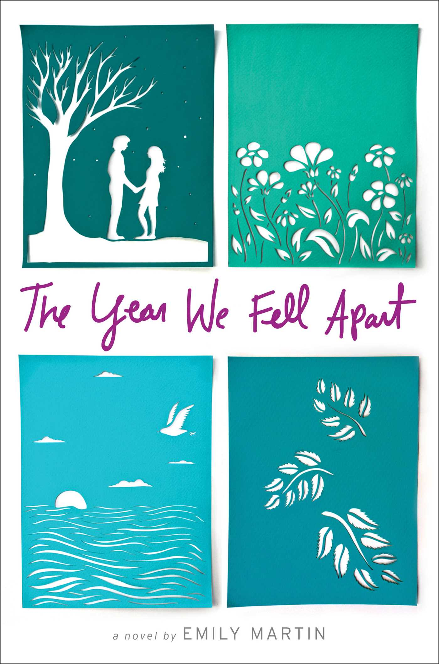 The year we fell apart 9781481438421 hr