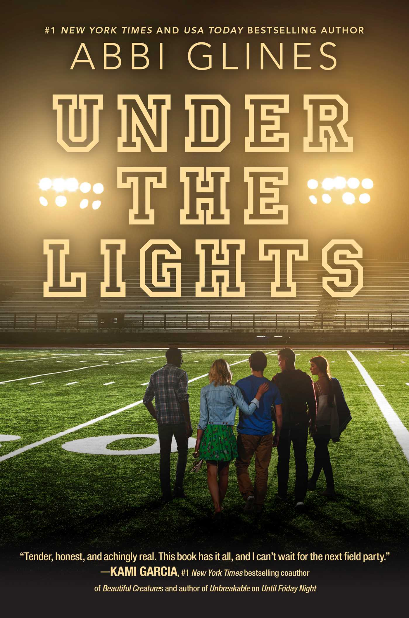 Under the lights 9781481438889 hr